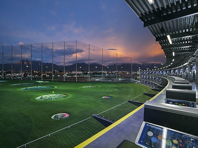 Photo courtesy of Callaway Golf Co.