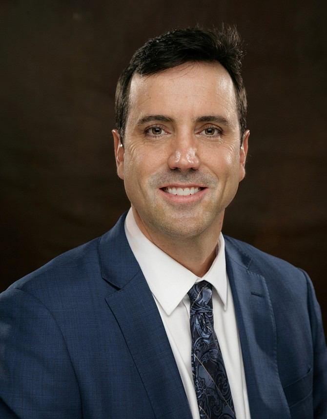 Tim Brandt, new CFO at Allied Universal
