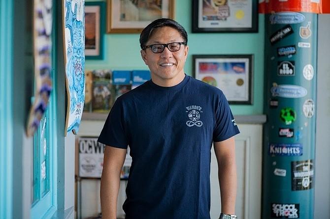 Ed Lee, Wahoo's Fish Taco