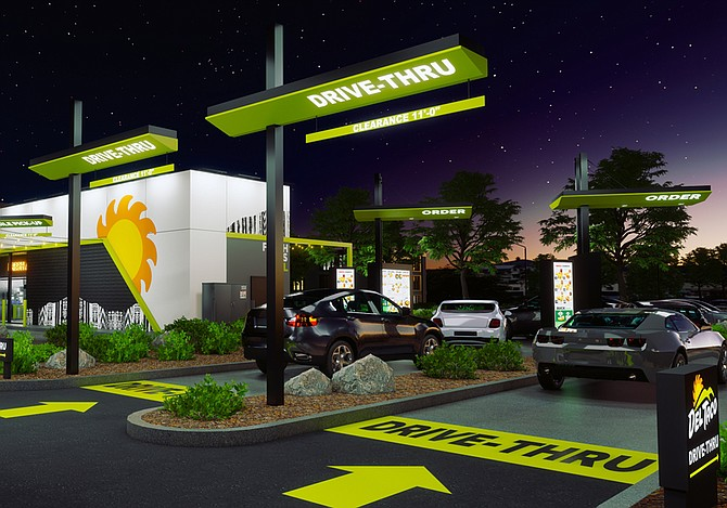 The first restaurant touting the Fresh Flex design will debut in Orlando this summer