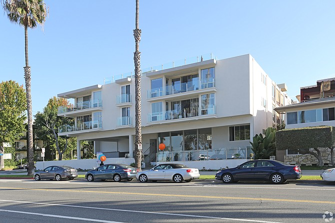 901 Ocean Ave. has 28 rent-controlled one- and two-bedroom units.