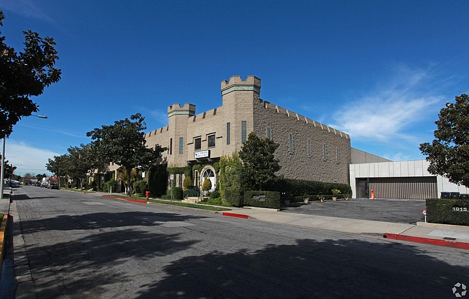 The property is leased to Technicolor and Starburns.