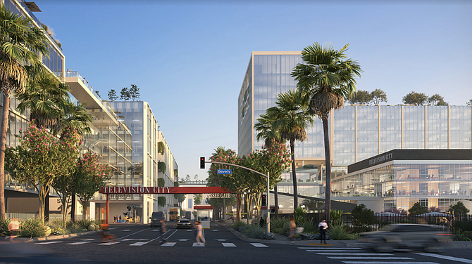 RIOS is the architect behind Television City's new design.