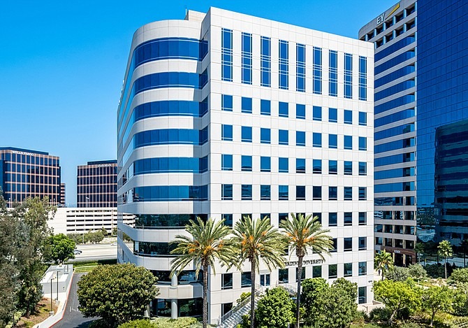 Multiple floors at former HQ in Irvine up for sublease