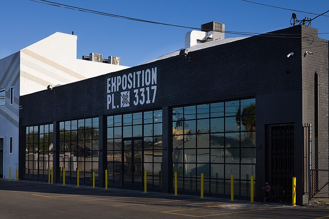 3317 Exposition Place in West Adams sold for $22.5 million.