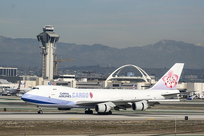 """LAX is """"cautiously optimistic"""" about summer travel."""