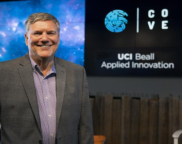 Richard Sudek, Chief Innovation Officer UCI