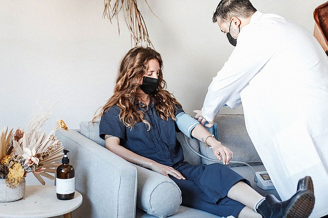 Holistic medicine companies are seeing a surge in new clients and new members seeking alternative services since the onset of COVID-19. Photo courtesy of Saffron & Sage.