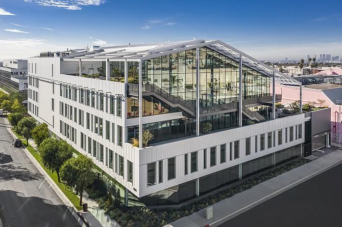 Hudson Pacific Properties Inc.'s Harlow development