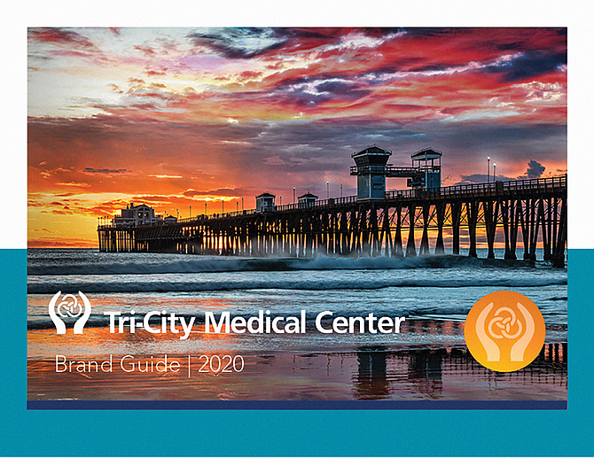 Tri-City Medical Center's Brand Identity initiatives received awards. Image courtesy of Tri-City Medical Center.