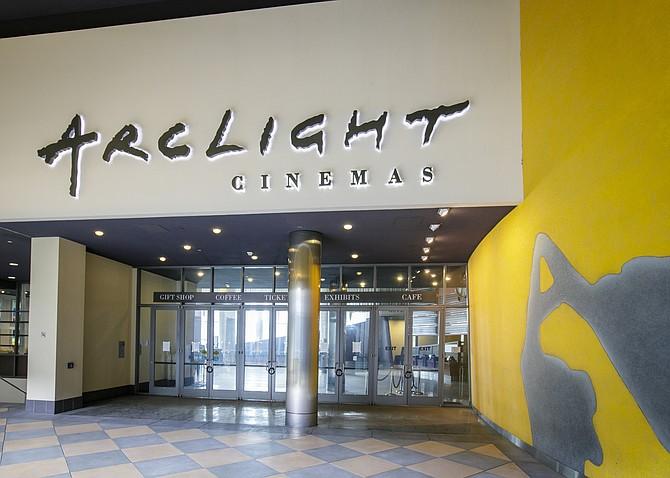 ArcLight Cinemas in Sherman Oaks.