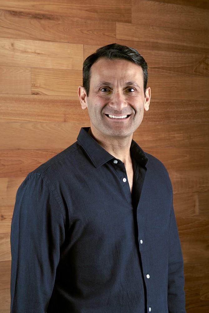 Therabody CEO Benjamin Nazarian.