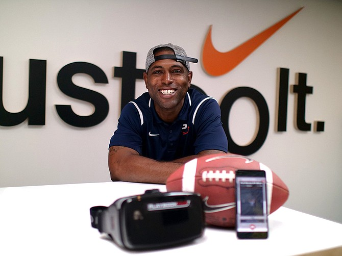 Jason Robinson launched Playbook Five to increase on-field insights
