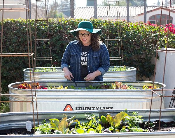 Ashley Irene, Founder of Heirloom Potager