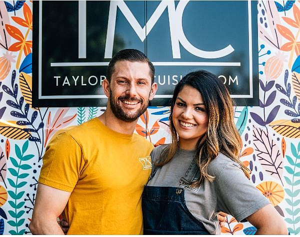 Co-Founders: CFO Michael DeCosta and CEO/Executive Chef Taylor Decosta