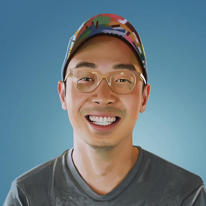 Pragma CEO Eden Chen.