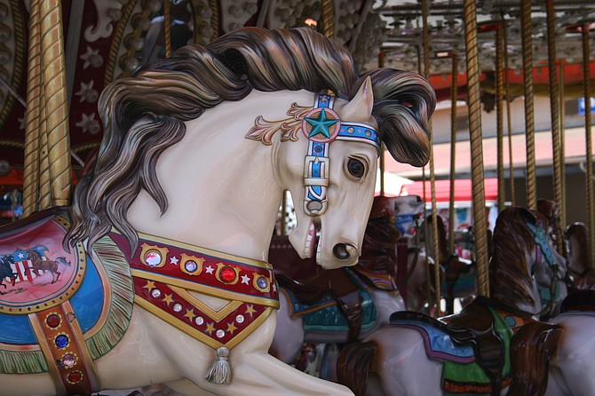 The Del Mar Fairgrounds, founded in 1936 and with an economic impact of over $550 million annually pre-COVID, is bringing back a smaller-scale County Fair this year. Photo Courtesy of Del Mar Fairgrounds.