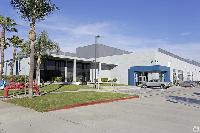 Serverfarm's new El Segundo headquarters.