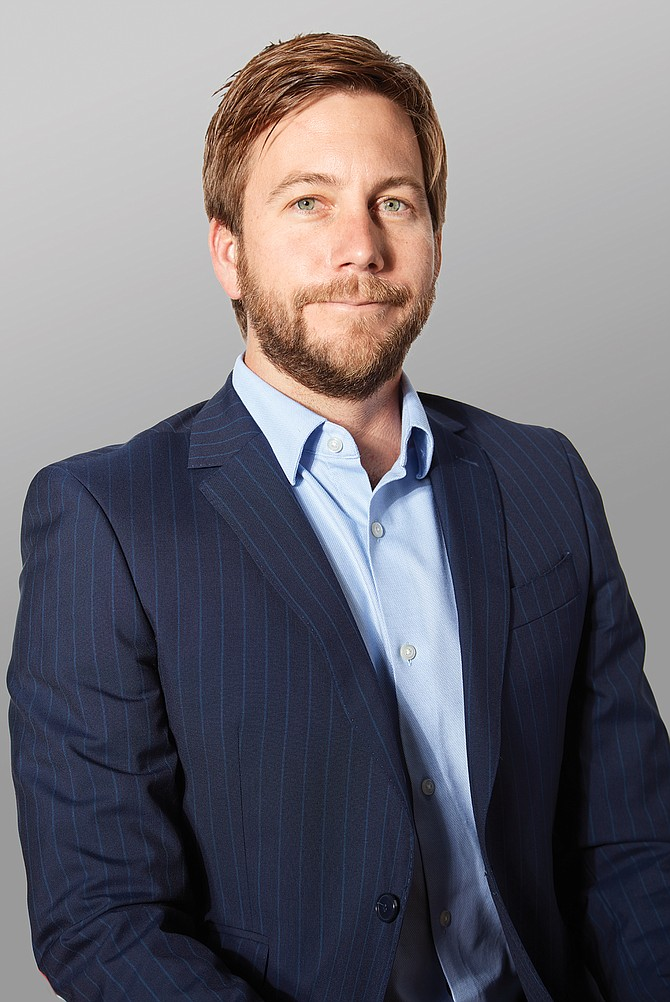 Will Patterson, founder and chief executive, CareRev.
