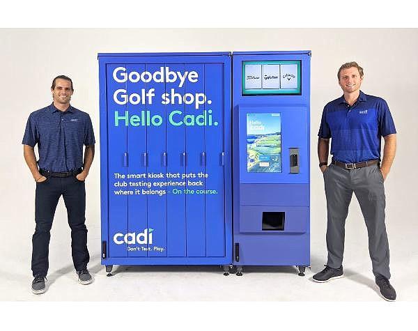 Cadi co-founders Matt Ahrens and Tyler Gottstein