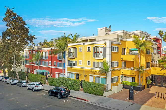 The 70-unit Citrus Suites Apartments property at 1915 Ocean Way in Santa Monica sold for $39.5 million.
