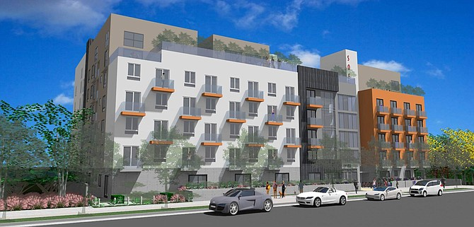 138-Unit Apartment Building Planned for NoHo