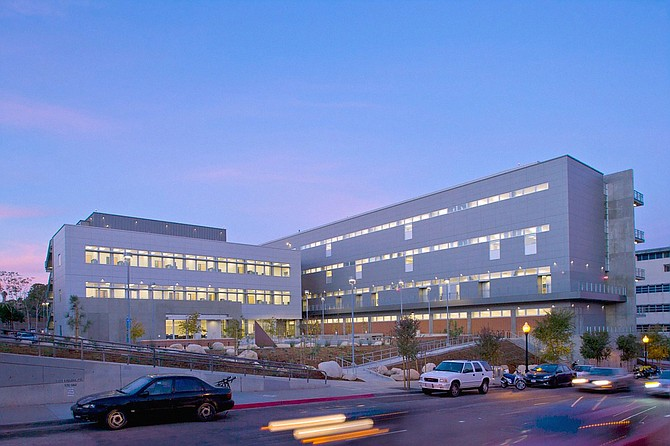 The City College Science Building is among San Diego projects designed by HED architects. Photo courtesy of HED.