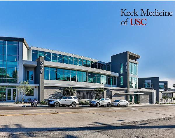 Advanced Medical sells new Keck Medicine building for $41M
