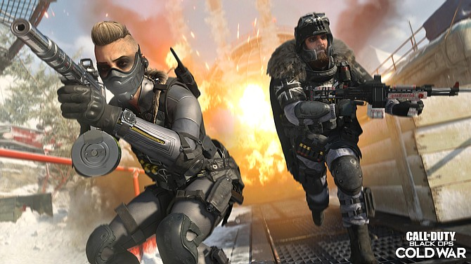 """The """"Call of Duty"""" series continues to drive Activision Blizzard's success."""