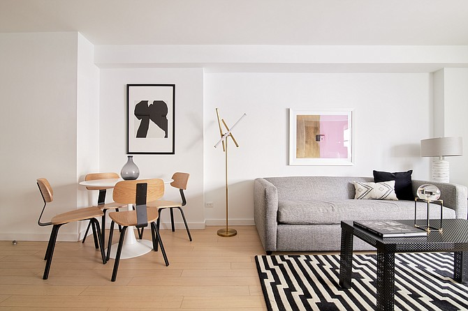 San Francisco-based Sonder, which offers refurbished properties for short-term rentals, works with real estate developers who build properties Sonder operates under its name.