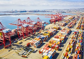 Electrify America will invest $25 million in the ports of Long Beach and Los Angeles.