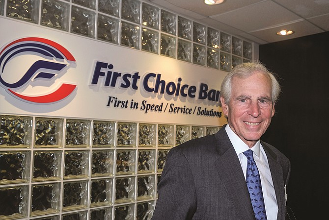 Chief Executive Robert Franko sold First Choice Bancorp in May for nearly $400 million.
