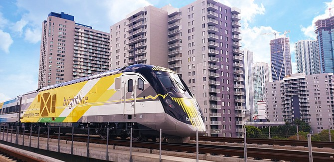 Brightline, which operates trains in Florida, is reigniting plans to build a rail route from Southern California to Las Vegas.