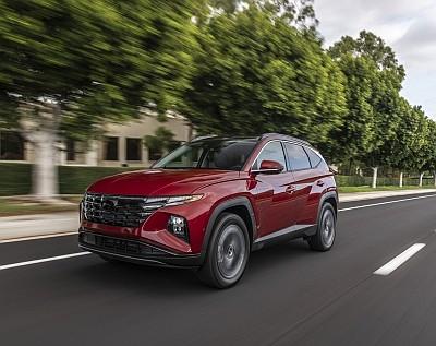 Hyundai 2022 Tucson
