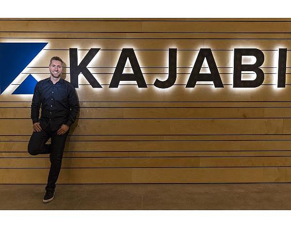 Kenny Rueter, CEO of Kajabi