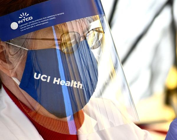 Nearly 100K vaccine doses given by UCI Health