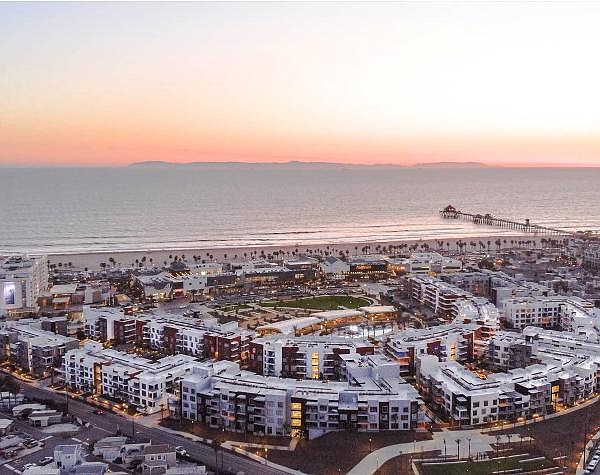 Residences at Pacific City part of UDR's local portfolio