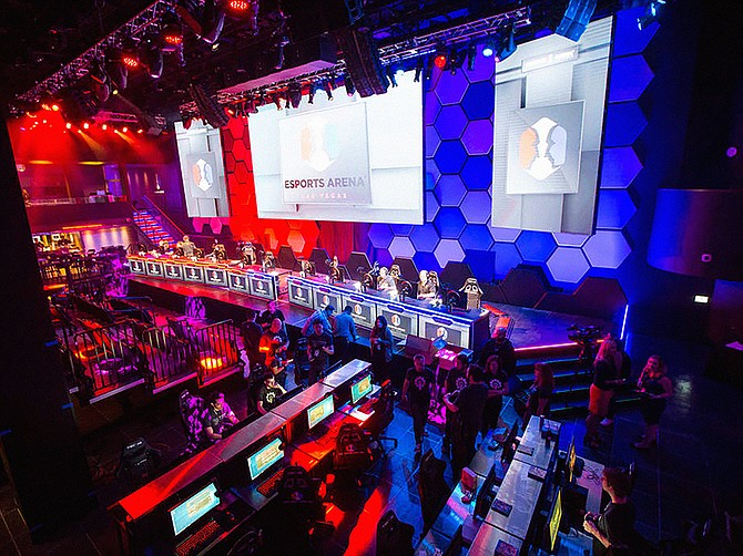 Esports Technologies develops and operates platforms focused on esports and competitive gaming. Photo Courtesy of Esports Technologies.