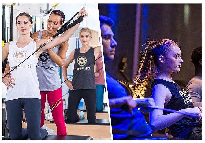 Club Pilates, Row House among Xponential's portfolio companies