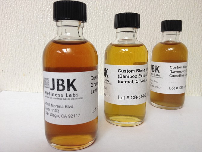JBK Wellness Labs works with about 75 brands, according to the company. It is projecting to grow its revenue by 20% in 2021. Photo Courtesy of JBK Wellness Labs.