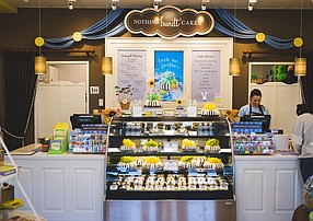 A Nothing Bundt Cake store.