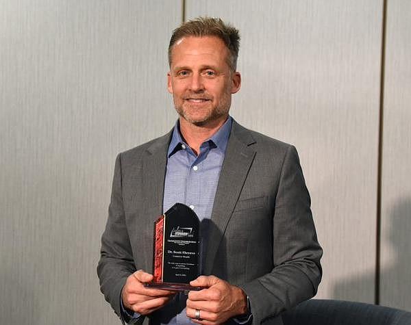 Scott Shreeve, Co-Founder, CEO Crossover Health