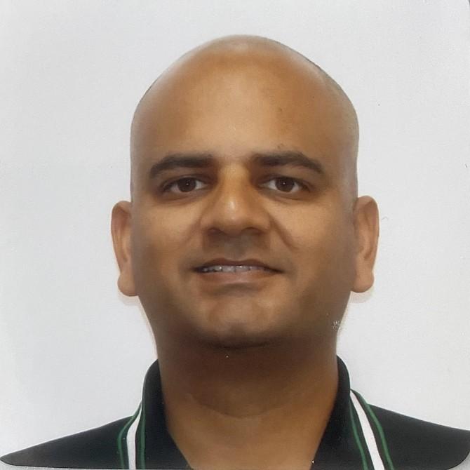 Anuj Gupta CEO Nature Care Services