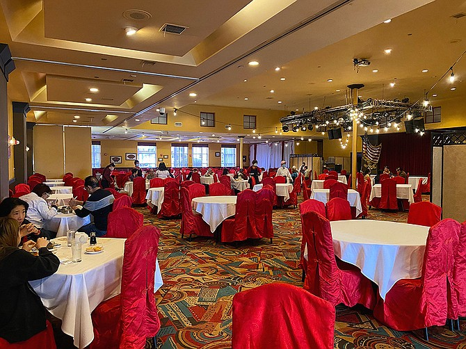 Jasmine Seafood Restaurant, founded in 1994, is not only a beloved local food place but also a venue where families host events and charities fundraise. Photo Courtesy of Jasmine Seafood Restaurant.