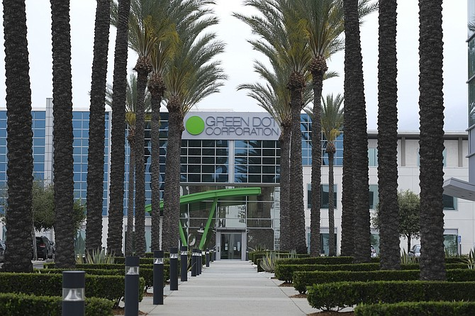 Green Dot has already ended its lease for its 160,000-square-foot building in Pasadena.