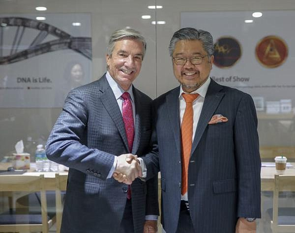 Mazzo and Avellino founder and Chairman Gene Lee