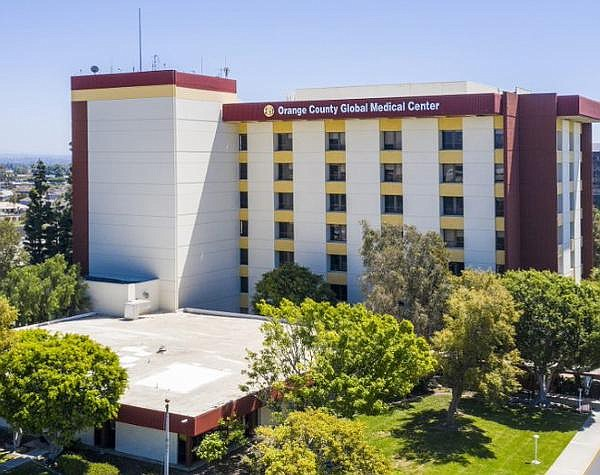Orange County Global Medical Center in Santa Ana among properties refinanced