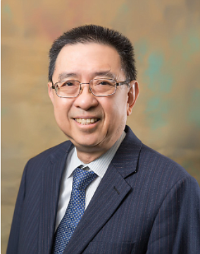 Alan Thian, president and chief executive officer of the Royal Business Bank