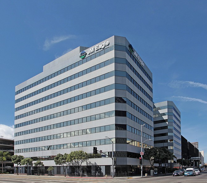 L.A. County signed a five-year lease renewal for 52,054 square feet near LAX in a lease valued at $10.9 million.