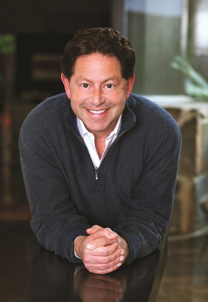 Bobby Kotick, chief executive, Activision Blizzard Inc.